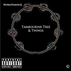 WorldFamousJ Tambourine Tree & Things